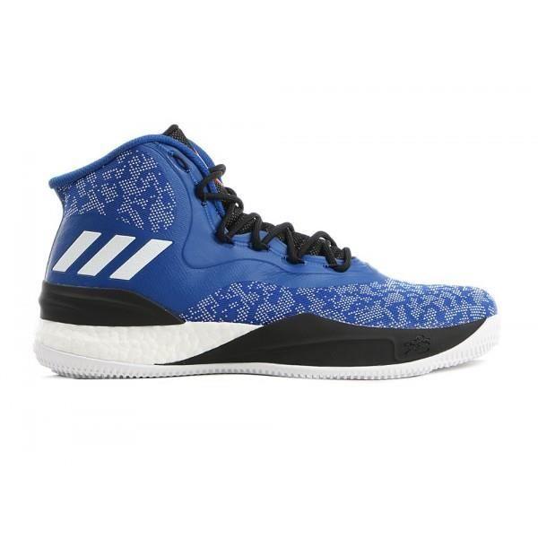 Chaussure de Basketball Performance adidas D Rose 8 Bleu pour adulte