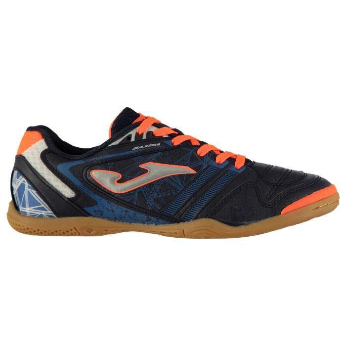 JOMA Chaussures de football Maxima indoor - homme - bleu marine