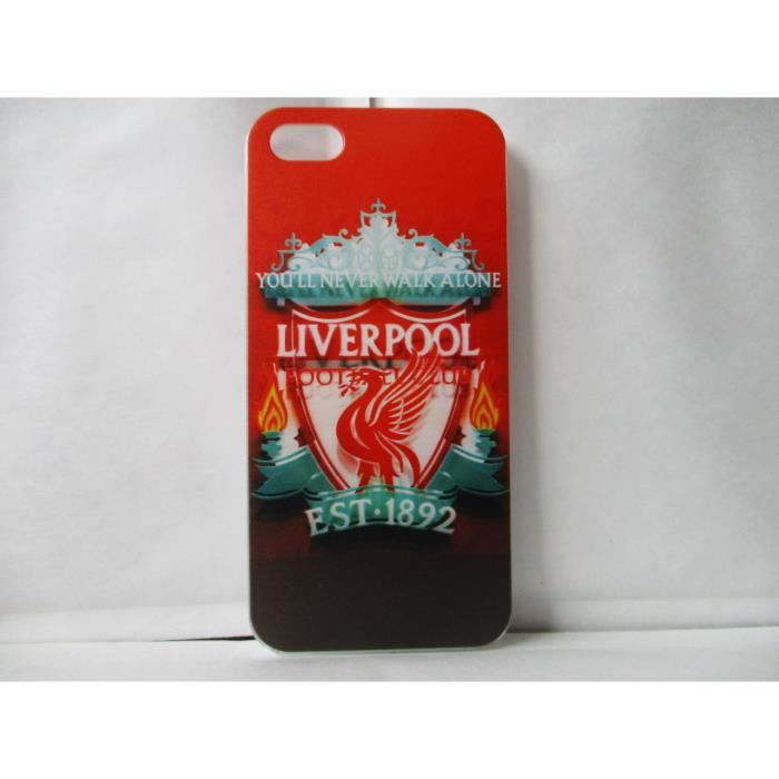 coque liverpool football club iphone 5 5s se neuf motif b achat coque bumper pas cher avis. Black Bedroom Furniture Sets. Home Design Ideas
