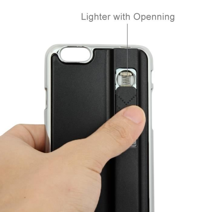 coque briquet iphone 6