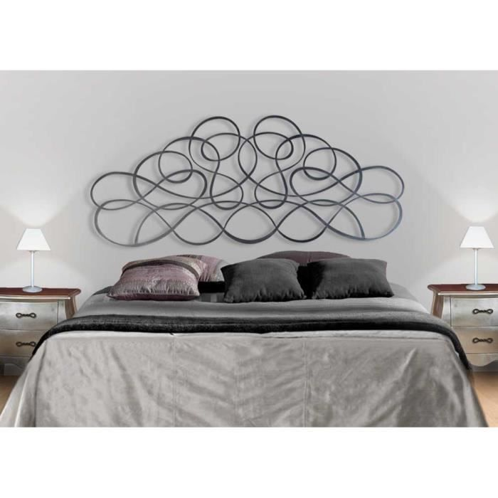 t te de lit murales mod le lio achat vente t te de. Black Bedroom Furniture Sets. Home Design Ideas