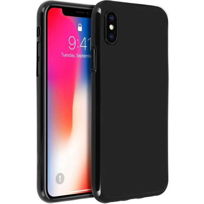 coque iphone x protection silicone gel incassable