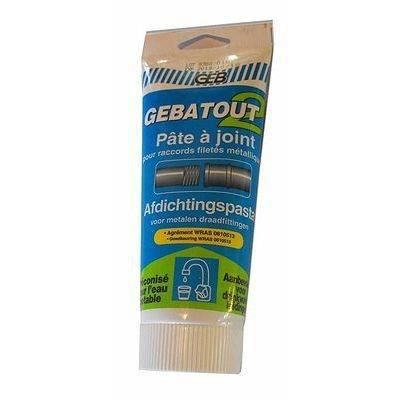 P te joint fluide pour raccords filet s 250g achat for Pate a joint pour piscine