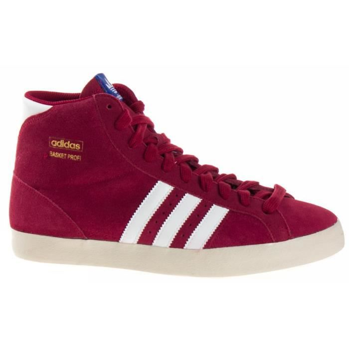 the latest e0b11 2c10b BASKET PROFI Adidas Bordeaux Q23332 Taille 36.5 EU
