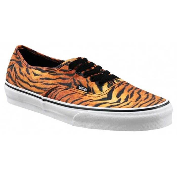 basket vans tiger