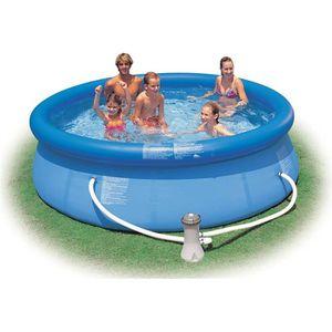 """PISCINE Kit piscine """"Easy Set"""" INTEX  Ø 3,05 m X H76 cm"""