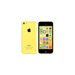 iphone 5c jaune achat vente iphone 5c jaune pas cher. Black Bedroom Furniture Sets. Home Design Ideas