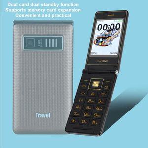 SMARTPHONE Téléphone  manuscrite bascule grand écran avant 2,