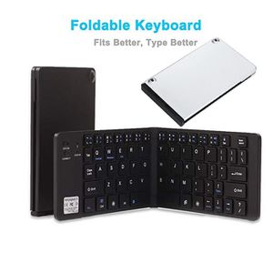 ORDINATEUR PORTABLE  Clavier pliable sans fil Bluetooth ultra-mince po