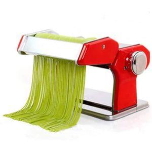 3 moules /à Choisir pour Tagliatelle Spaghettis Lasagnes Ravioles TTLIFE Machine /à p/âtes /électrique enti/èrement automatiqu laminoir /à p/âtes /électrique Faites de p/âtes Maison en 10 Minutes avec 9