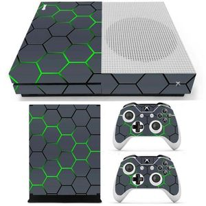 CONSOLE XBOX ONE Vinyle Décalque Stickers Couverture for Xbox One S