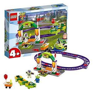 ASSEMBLAGE CONSTRUCTION LEGO®-4+ Toy Story 4TM Le manège palpitant du Carn