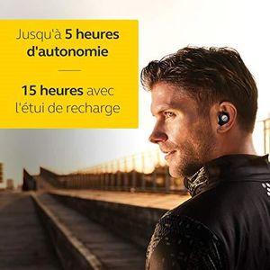 CASQUE - ÉCOUTEURS Jabra Elite Active 65t Écouteurs Bluetooth 5.0 Tru