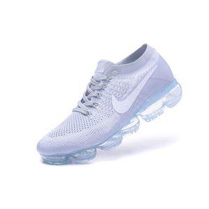 chaussure vapormax blanche