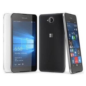 SMARTPHONE Nokia Microsoft lumia 650 Dual SIM -Noir