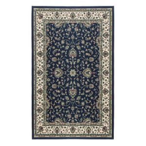 tapis oriental bleu achat vente tapis oriental bleu pas cher cdiscount. Black Bedroom Furniture Sets. Home Design Ideas