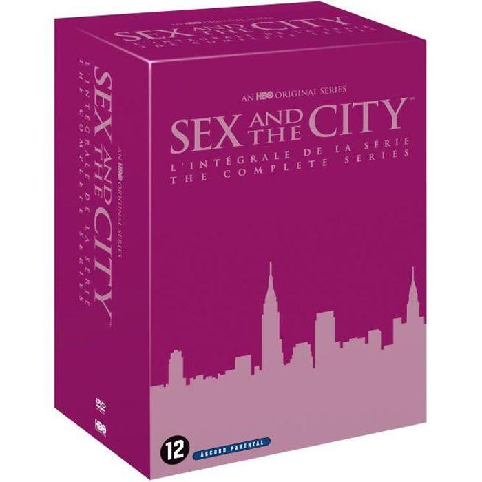 DVD SÉRIE Coffret DVD intégrale Sex and the City