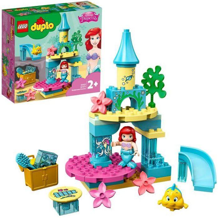 LEGO® DUPLO® Disney Princess™ 10922 Le château sous la mer d'Ariel