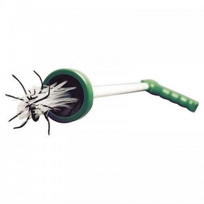 Catcher d'insecte de poche pour attraper les araignées grillons coléoptères cafards