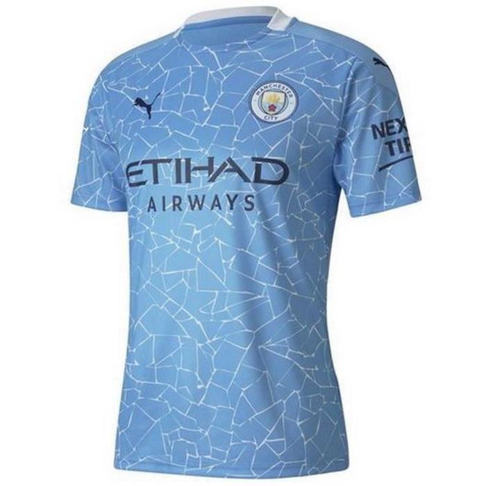 Maillot Homme Puma Manchester City Domicile Saison 2020-2021