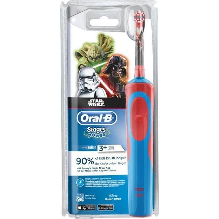 ORAL-B Brosse à dents électrique STAR WARS