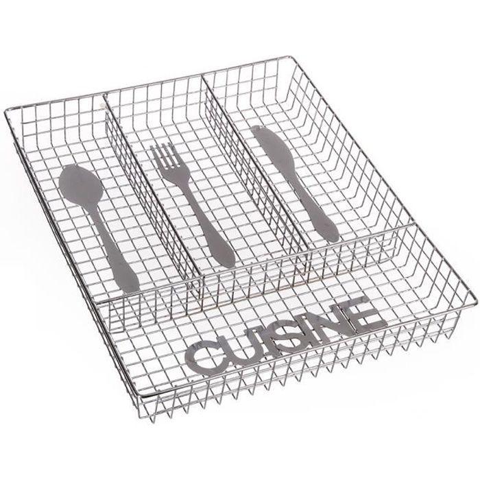 Range-couverts -Cuisine- Autres Gris