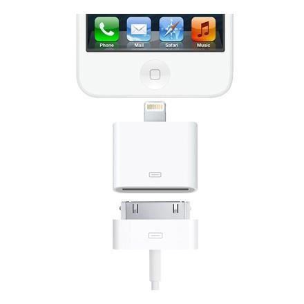 Adaptateur Lightning Iphone 5 Ipad 4 Ipod Touch…