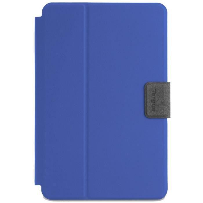 TARGUS Etui universel Rotatif SafeFit pour tablette 9-10- - Bleu