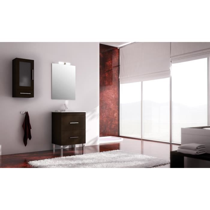 granada meuble de salle de bain weng 80 cm vasque. Black Bedroom Furniture Sets. Home Design Ideas