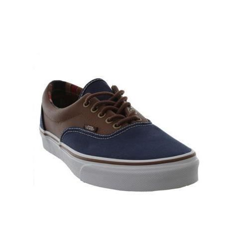 Baskets mode Vans u era bleu