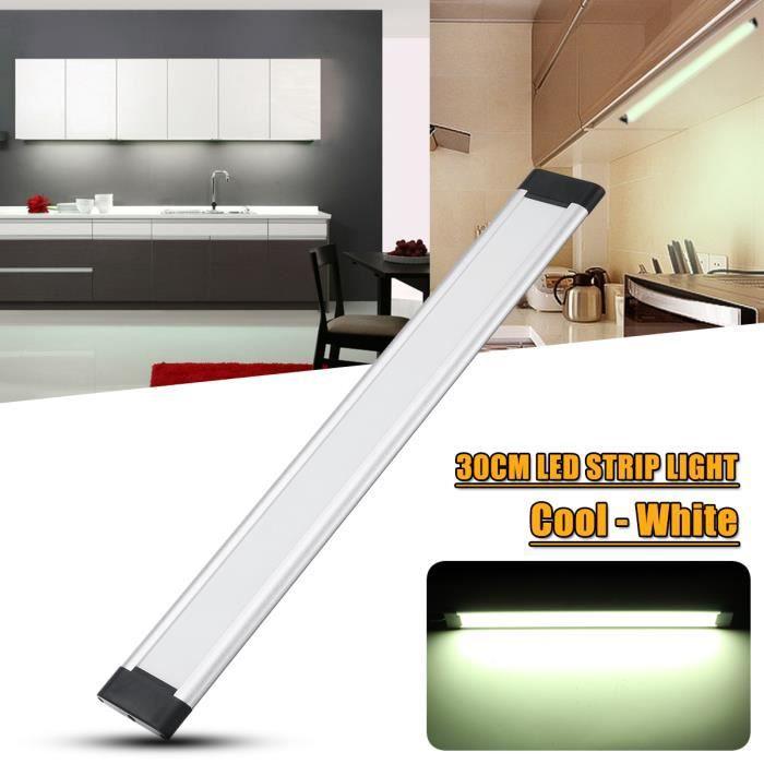AMPOULE - LED NEUFU 1x 30cm LED Lampe d'éclairage Bande Kit Pour