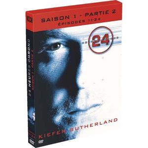 DVD SÉRIE DVD 24 heures chrono, saison 1b