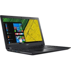 ORDINATEUR PORTABLE Ordinateur Portable - ACER Aspire A315-21 - 15,6 p