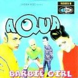 CD POP ROCK - INDÉ Barbie Girl Aqua Pop - Rock