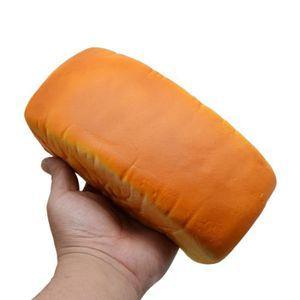 Meistoyland Squishy pain toast tranche avec œuf de ralentir la hausse avec emballage cadeau D