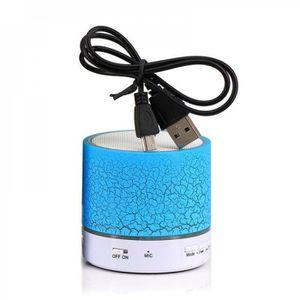 ENCEINTE NOMADE Style Portable Enceinte blanc Electronique Boule m