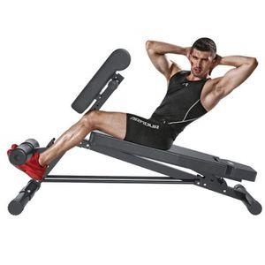 BANC DE MUSCULATION Banc de Musculation Chaise Romaine Multifonctionne