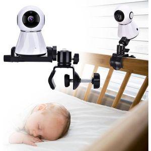 ÉCOUTE BÉBÉ 360° Support de caméra pour bébé universel flexibl