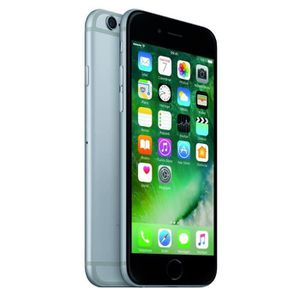 SMARTPHONE RECOND. APPLE iPhone 6 64 Go Gris Sidéral