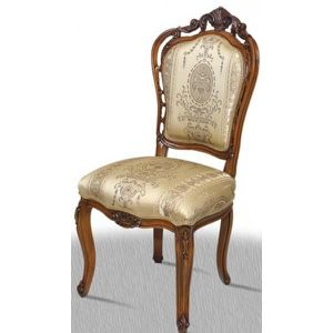 CHAISE Chaise Baroque Louis XV Rocaille Style Antique AlC