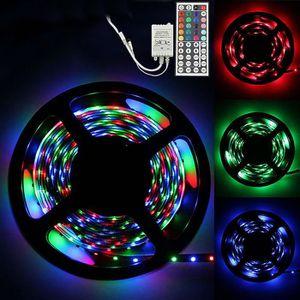 BANDE - RUBAN LED 5M Lumière de bande Flexible Ruban 3528 SMD 300 LE