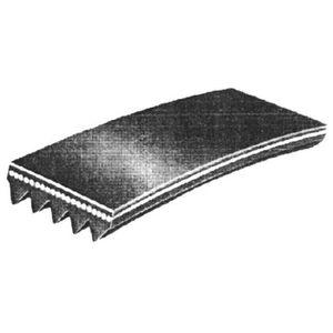 KIT DE DISTRIBUTION Courroie Lave linge Brandt Thomson 1965 H-8 ELASTI