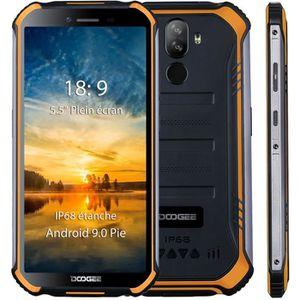 SMARTPHONE DOOGEE S40 Smartphone 4G IP68 - Etanche - 5.5