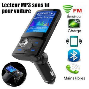 TRANSMETTEUR FM Transmetteur FM Bluetooth,Adaptateur Voiture【Nouve