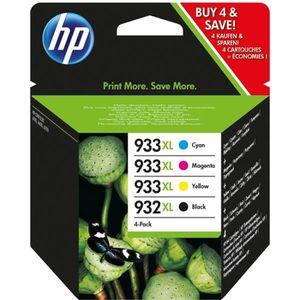 CARTOUCHE IMPRIMANTE HP 932XL 933XL Cartouches d'encre Multipack Couleu