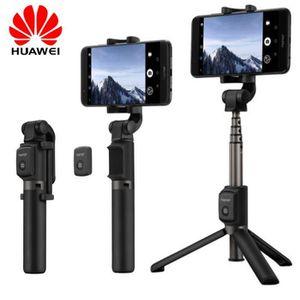 PERCHE - CANNE SELFIE Huawei PERCHE SELFIE STICK TELESCOPIQUE 360° TREPI
