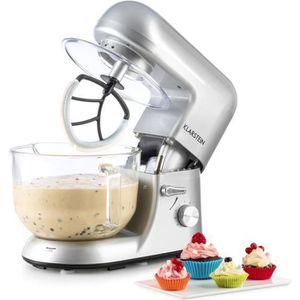 ROBOT DE CUISINE Klarstein Bella Argentea 2G Robot de cuisine patis