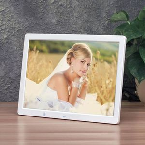 CADRE PHOTO NUMÉRIQUE 8 Go Cadre photo numérique 12 pouces HD LED Téléco