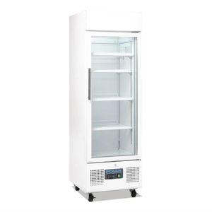 BUFFET RÉFRIGÉRÉ  Vitrine armoire réfrigérée 228 Litres Polar