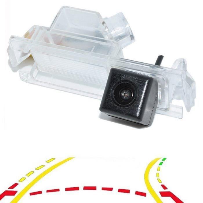 Caméra de recul de voiture avec pistes dynamiques pour Kia K2 Rio berline caméra Ceed 2013 Hyundai Accent Solaris Verna 2014 I30 hay